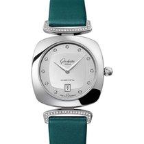 Glashütte Original Pavonina new Quartz Watch with original box and original papers 1-03-01-10-12-02