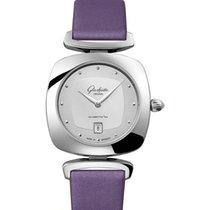 Glashütte Original Pavonina new Quartz Watch with original box and original papers 1-03-01-15-02-04