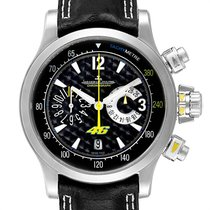 Jaeger-LeCoultre Master Compressor Chronograph Steel 41.5mm Grey Arabic numerals United States of America, Georgia, Atlanta