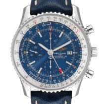 Breitling Navitimer World A24322 Very good Steel 46mm Automatic United States of America, Georgia, Atlanta
