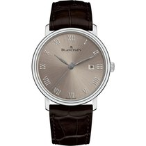 Blancpain Villeret Ultra-Slim new 2020 Automatic Watch with original box and original papers 6651-1504-55