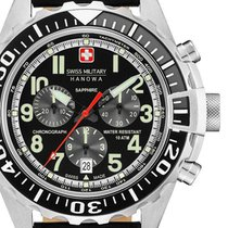 Swiss Military 06-4304.04.007.07 new
