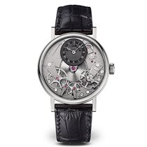 Breguet Tradition White gold 37mm No numerals