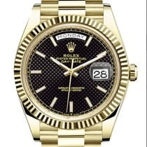 Rolex Day-Date 40 228238 Unworn Yellow gold 40mm Automatic