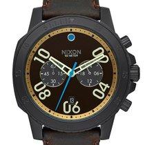 Nixon Acero 44mm Cuarzo A940-2209 nuevo