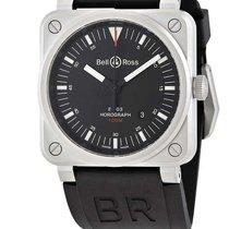 Bell & Ross BR 03 Сталь 42mm Черный