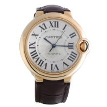 Cartier Ballon Bleu 36mm W6900456 new