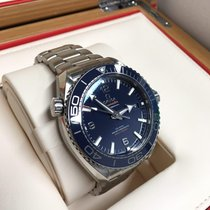 Omega Seamaster Planet Ocean 215.30.44.21.03.001 New Steel 43.5mm Automatic