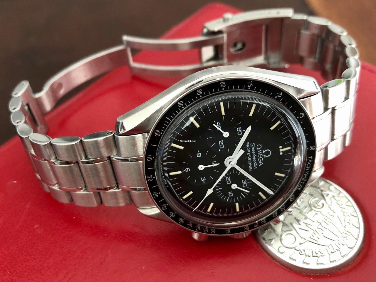 Omega Speedmaster Professional Moonwatch 3870.50.31 (145.0022 - 345.0022) 1997 ikinci el