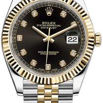 Rolex Datejust II Rolex 126333  Datejust II two-tone Black Diamond Dial 2020 new