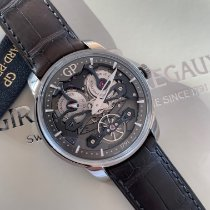 Girard Perregaux Bridges 84000-21-001-BB6A Новые Титан 45mm Автоподзавод