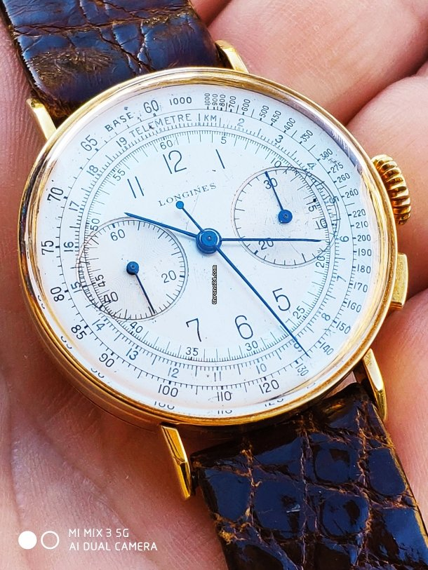 Longines 1937 pre-owned