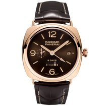 Panerai PAM00395/PAM395 Rose gold 2021 Special Editions 45mm new