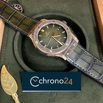 Hublot Bronze Automatik Keine Ziffern 45mm neu Classic Fusion 45, 42, 38, 33 mm