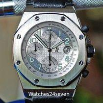 Audemars Piguet Royal Oak Offshore Chronograph Silber