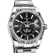 Rolex Sky-Dweller Steel 42mm Black United States of America, Pennsylvania, Richboro