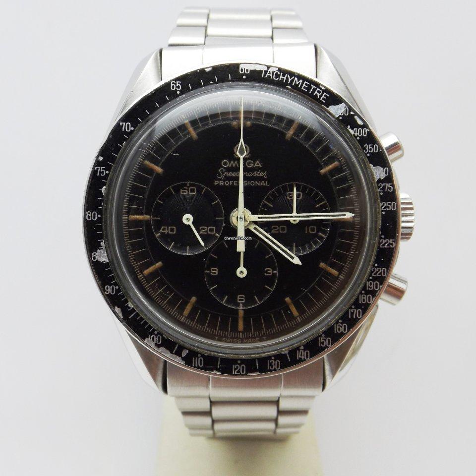 Omega Speedmaster Professional Moonwatch 145022-69 1969 usato