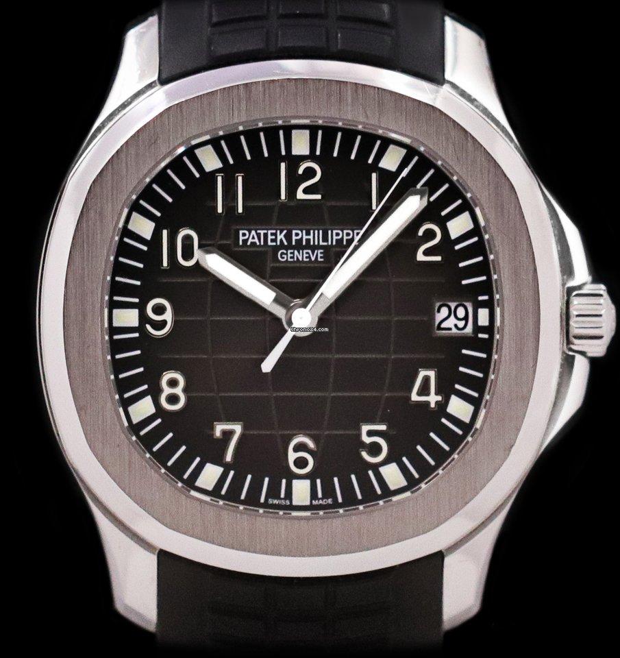 Patek Philippe Aquanaut 5167A-001 2012 pre-owned