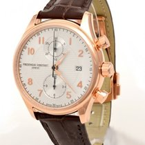 Frederique Constant Runabout Chronograph new Automatic Chronograph Watch with original box FC-393RM5B4