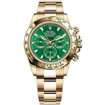 Rolex 116508-0013 Or jaune 2021 Daytona 40mm occasion