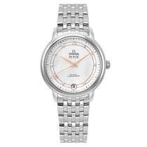 Omega De Ville Prestige Steel 32.7mm White United Kingdom, London
