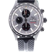 Ball Fireman Storm Chaser new Automatic Chronograph Watch with original box and original papers CM2192C-P3-SL