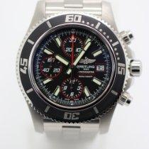 Breitling Superocean Chronograph II Acero 44mm Negro