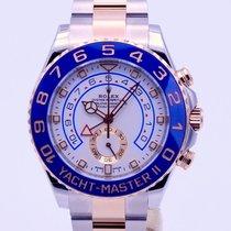 Rolex Yacht-Master II Guld/Stål 44mm