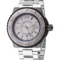Gevril new Automatic Luminous hands Limited Edition 44mm Steel Sapphire crystal