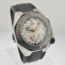 Girard Perregaux Sea Hawk pre-owned 44mm Rubber