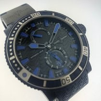 Ulysse Nardin Maxi Marine Diver Steel 45.8mm Black United States of America, California, Beverly Hills