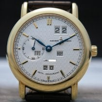 Ulysse Nardin Yellow gold Automatic White No numerals 38.5mm pre-owned