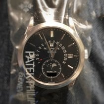 Patek Philippe 5216P-001 Platina Minute Repeater Perpetual Calendar 39.5mm nieuw