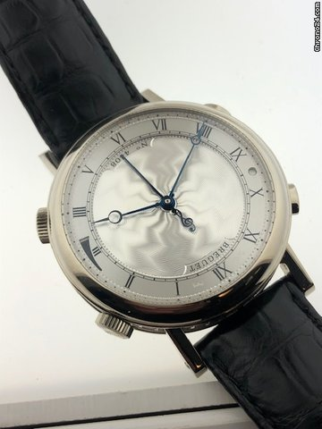Breguet Classique 7800BB/11/9YV pre-owned