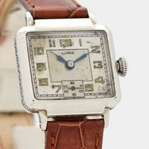 Illinois pre-owned Manual winding 27mm Silver