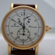 Chronoswiss pre-owned Automatic 38mm White Sapphire crystal 3 ATM