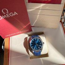 Omega Seamaster Aqua Terra Acier 41mm Bleu France, Paris