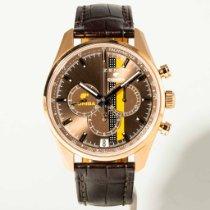 Zenith Rose gold Automatic Brown 42mm new El Primero Chronomaster