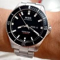 Mido M026.430.11.051.00 Mido Ocean Star Acciaio Nero 42,5mm Stal 2021 Ocean Star 42,5mm nowość