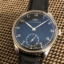 IWC Portuguese Hand-Wound IW545407 2012 occasion