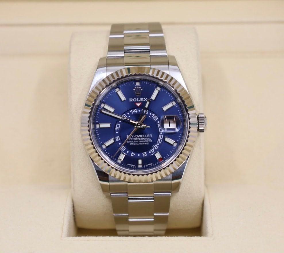 Rolex Sky-Dweller 326934 2020 new