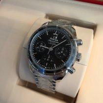 Omega Speedmaster neu 2021 Automatik Chronograph Uhr mit Original-Box und Original-Papieren 324.30.38.50.01.001