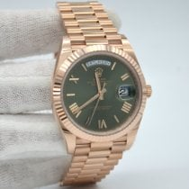 Rolex Day-Date 40 new 2021 Automatic Watch with original box and original papers 228235