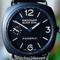 Panerai Radiomir Black Seal PAM 292 new