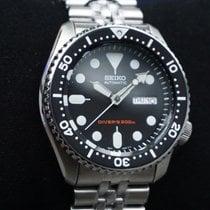 Seiko SKX007K2 Stahl Prospex 42mm neu