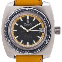 Nivada Steel 39mm Automatic 4147 pre-owned United States of America, California, West Hollywood