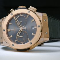 Hublot Classic Fusion Racing Grey Oro rosa 45mm Gris Sin cifras