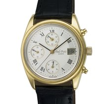 Paul Picot Yellow gold 36mm Automatic pre-owned United States of America, Florida, Surfside
