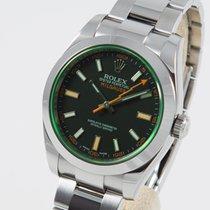 Rolex Milgauss 116400 GV 2020 nuevo
