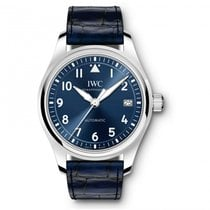 IWC IW324008 Steel 2021 Pilot's Watch Automatic 36 36mm new